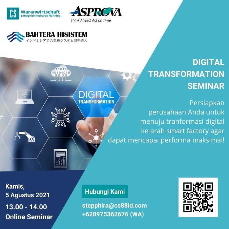 Digital Transformation Seminar